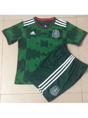 Maillot Mexique Exterieur 2021 enfants