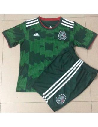 Mexico Away Jerseys 2021 Kids