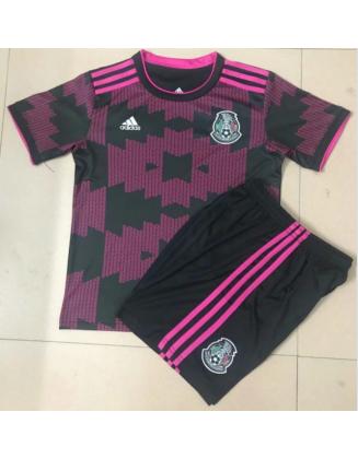 Mexico Home Jerseys 2021 Kids