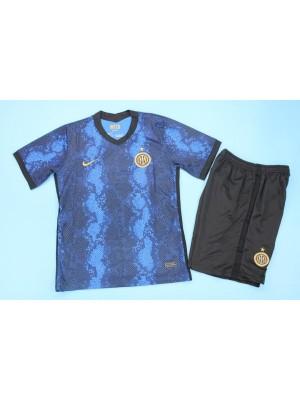 Maillot Inter Milan Domicile 2021/2022 - Enfant