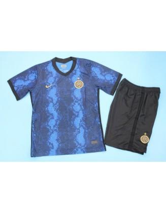 Inter Milan Home Jersey 2021/2022 For Kids