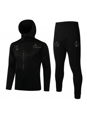 Sweats à capuche + pantalons Real Madrid 2021/2022