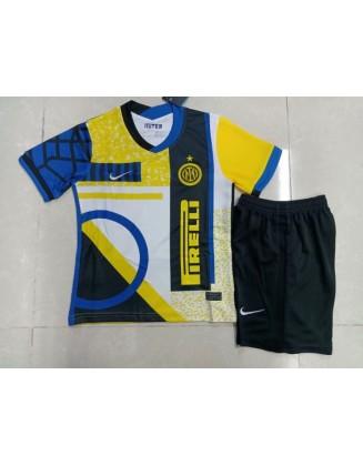 Inter Milan Jersey 2021/2022 For Kids