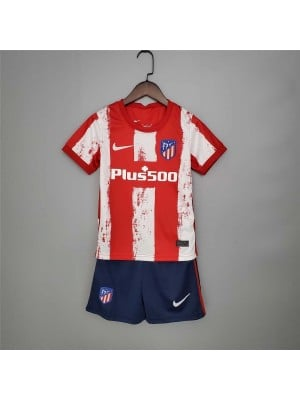Maillot Atlético de Madrid Domicile 2021/2022 Enfant