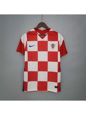 Maillot Croatie Domicile 2021