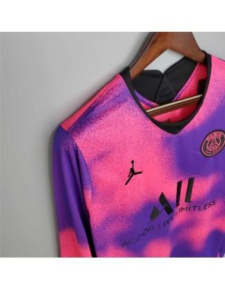 Paris Saint Germain Jersey 2020/2021 Long sleeve