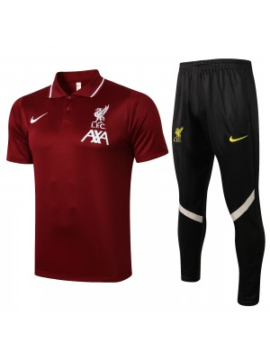 Polo + Pantalon Liverpool 2021/2022