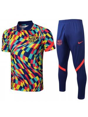 Polo + Pantalons FC Barcelona 2021/2022
