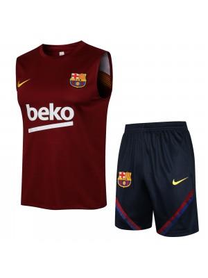Gilet + Short FC Barcelone 2021/2022
