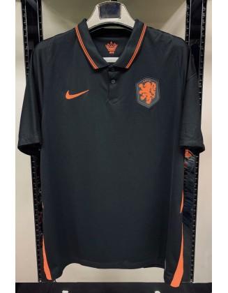 Netherlands Away Jerseys 2021