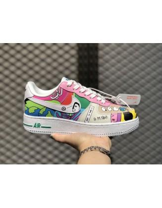 Ruohan Wang x Nike Air Force 1