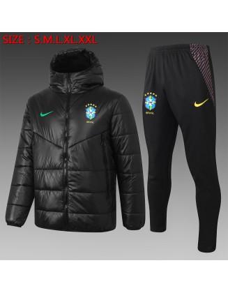 Winter Jacket +Pants Brésil 2021