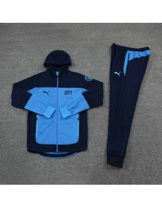 Hooded jacket + Pants Manchester City 2020-2021
