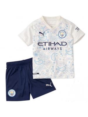 Maillot Manchester City Exterieur 2020-2021 Enfant