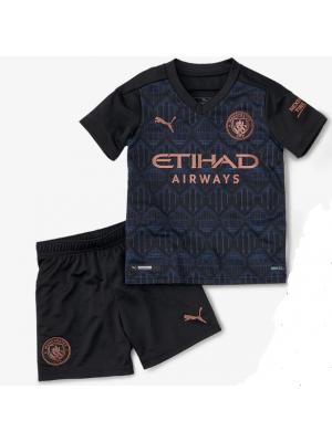 Maillot Manchester City Third 2020-2021 Enfant