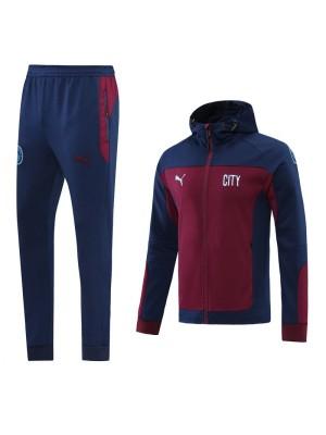 Veste à capuche + pantalon Manchester City 2020-2021
