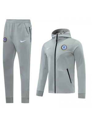 Sweat à capuche + pantalon Chelsea 2020-2021
