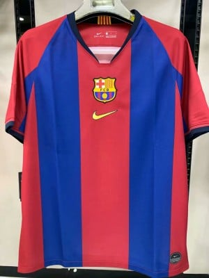 Maillots Rétro Barcelone 98/99
