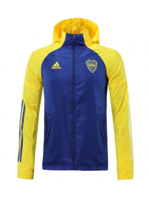 Coupe-vent Boca Juniors 2020/2021
