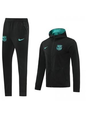 Sweat à capuche + pantalon Barcelone 2020/2021