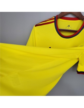 Colombia Home Jerseys 2021