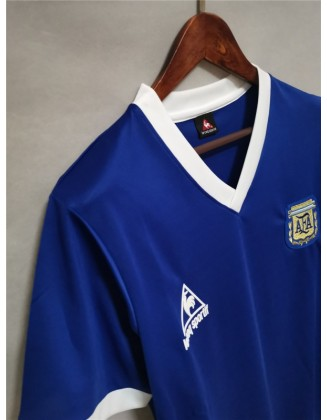 Argentina Away Jerseys 1986