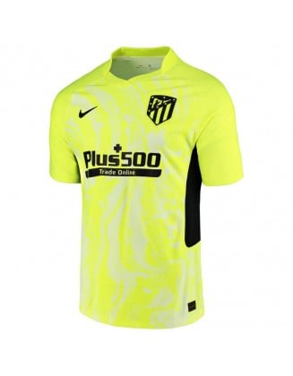 Atletico Madrid Second Away Jersey 2020/2021