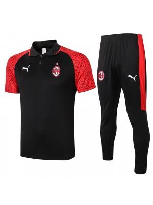 Polo + Pantalon AC Milan 2020-2021