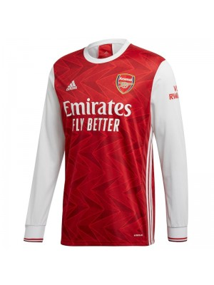 Maillot Arsenal Domicile 2020-2021 Manche longue
