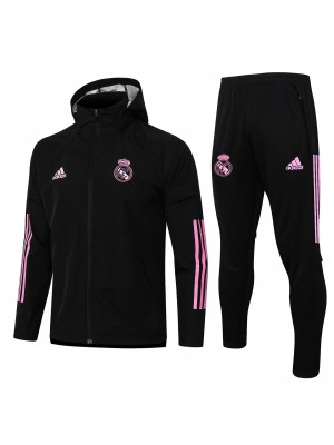 Coupe-vent + pantalons Real Madrid 2020/2021