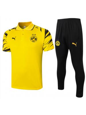 Polo + Pantalon Borussia Dortmund 2020-2021