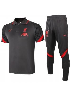 Polo + Pantalon Liverpool 2020/2021