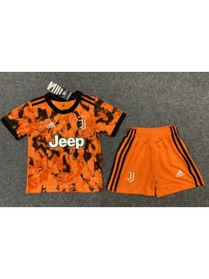 Maillot Juventus Third 2020-2021 Enfant