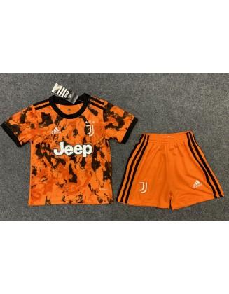 Juventus Third Football Shirt 2020-2021 For Kids