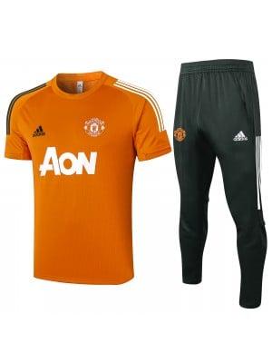 Maillot + pantalon Manchester United 2020/21