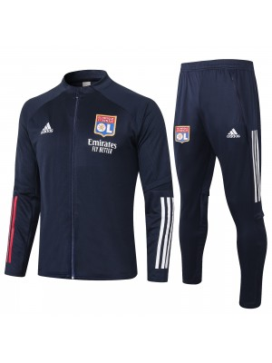Veste + Pantalon Olympique Lyon 2020/2021