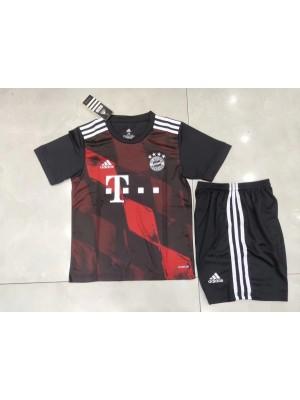 Maillot Bayern Munich Troisième 2020/2021 Enfant