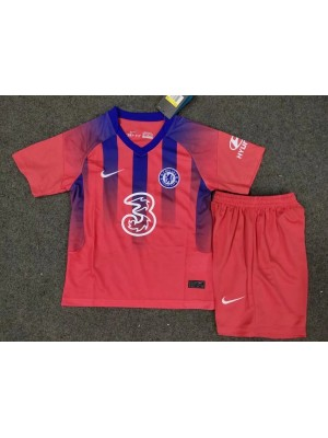 Maillot Chelsea Third 2020-2021 Enfant