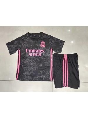 Maillot Real Madrid Third 2020/2021 Enfants