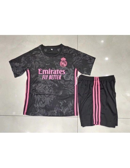 2020/2021 Real Madrid Third Football Jersey For Kids