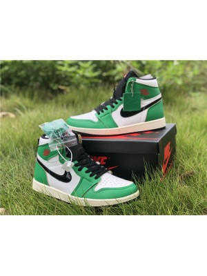 "Air Jordan 1 High OG ""Lucky Green"""