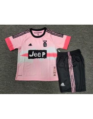 Juventus Football Shirt 2020-2021 For Kids