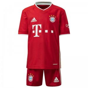 Maillot Bayern Munich Domicile 2020/2021 Enfant