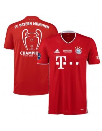 Bayern Munich champion Jersey 2020/2021