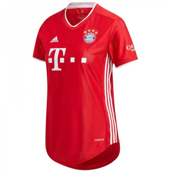 Maillot Bayern Munich Domicile 2020/2021 Femme
