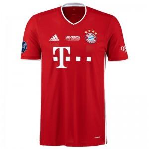 Maillot Bayern Munich champion 2020/2021