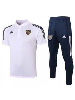 Polo + Pantalon Boca Juniors 2020-2021