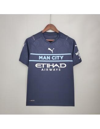 Manchester City Third Jersey 2021/2022