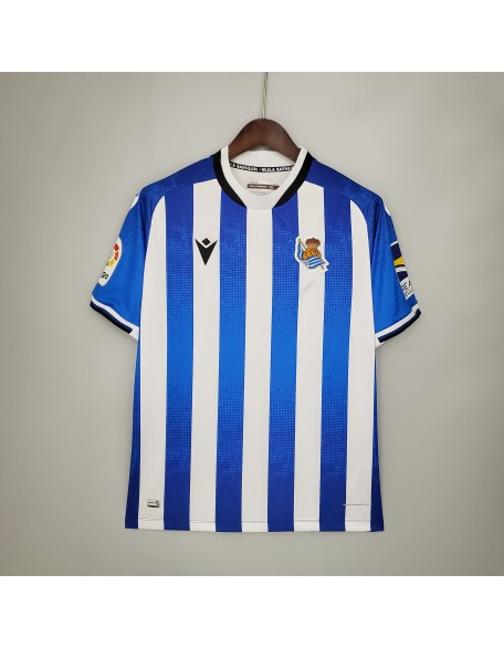 2021/2022 Royal Society Home Football Shirt