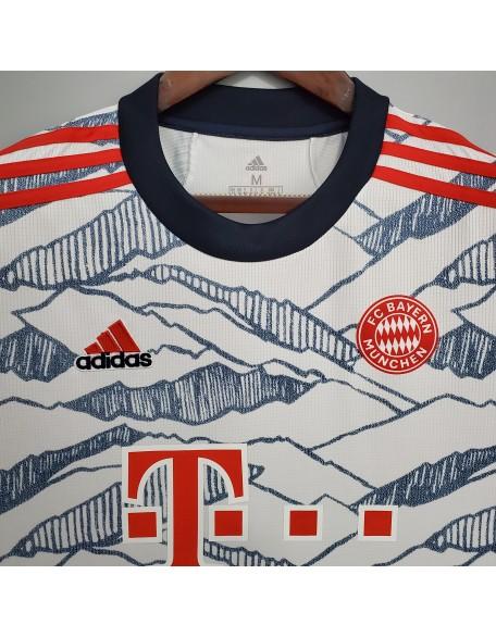 Bayern Munich Jersey 2021/2022
